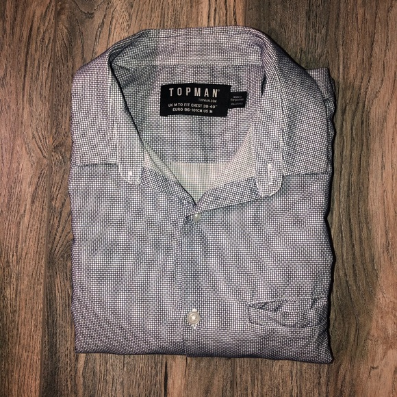Topman Dress Shirt